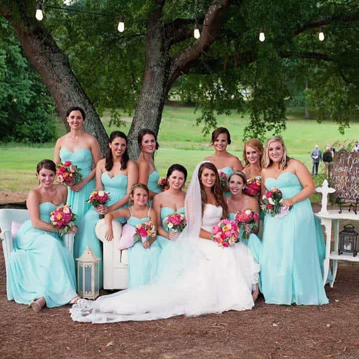 wedding florist in gadsden al