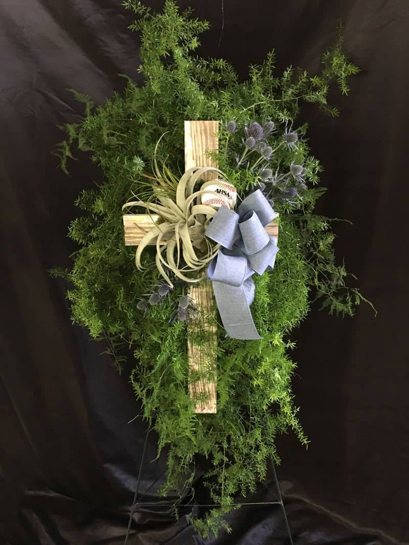 Village chapel funeral home flowers rococo floral studio flowers for funeral attalla izmirmasajfo